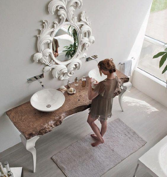 Bizzotto - Composizione  Sidney 544 | Materiali: Essenza | #classic #bathroom
