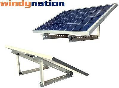 Details About 100 400 Watt 100w 12v Portable Solar Panel With Adjustable Mount Rack Rv Boat In 2020
