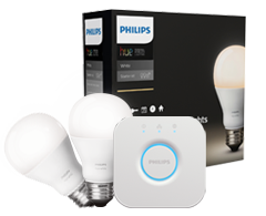 Philips Hue - a cool and different idea for the gadget minded on your list