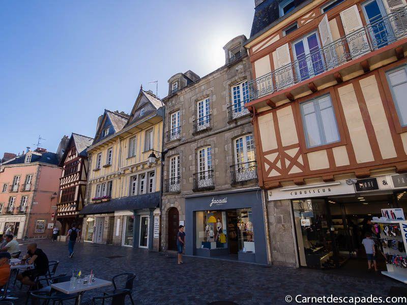 Quimper Visite Et Bonnes Adresses Blog Voyage Quimper Blog Voyage Bretagne