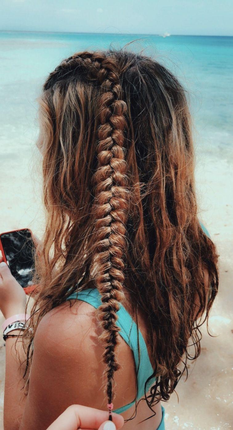 vsco hair