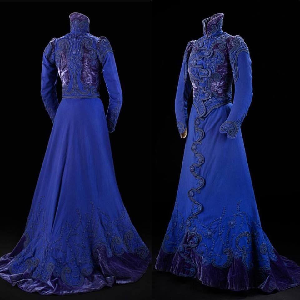 "Vintage Wedding Dresses Glasgow: A Bride's Going-away Ensemble, Ca. 1899 ""A Century Of"