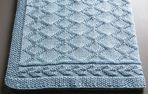Ravelry Naptime Baby Blanket Pattern By Catherine Lee