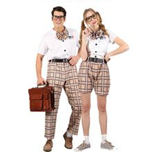 High School Nerds Couples Costumes  sc 1 st  Pinterest & High School Nerds Couples Costumes | Costumes | Pinterest | Costumes ...