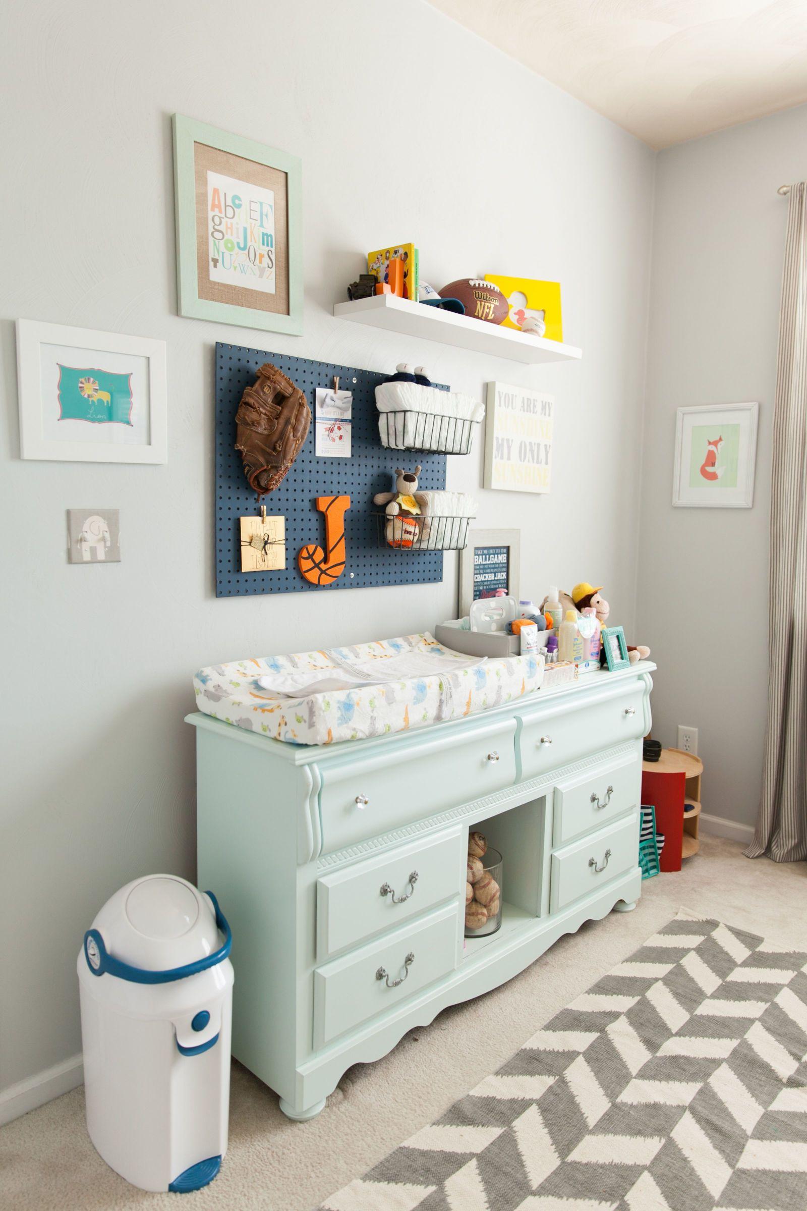 14 Genius Storage Ideas For Your Kidu0027s Room