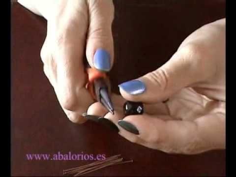Video Abalorios Anillas Simples