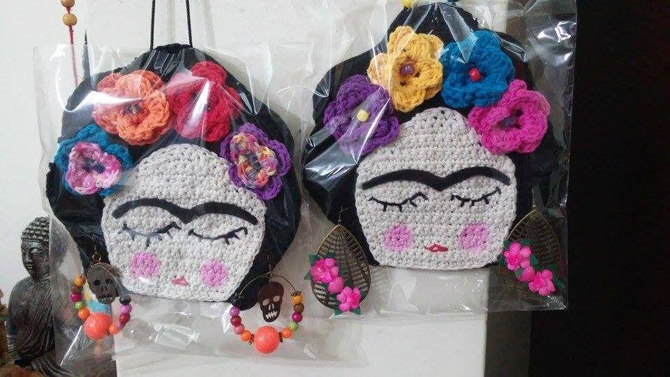 Amigurumis De Frida Kahlo : Poupee de frida kahlo amigurumi frida kahlo frida