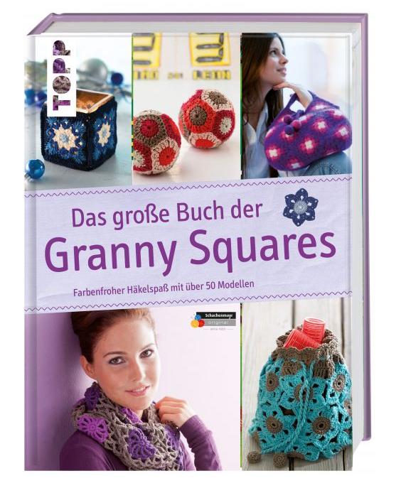 Grannysquares Handarbeitsbuch Häkeln Diy Handarbeit Diy Häkeln