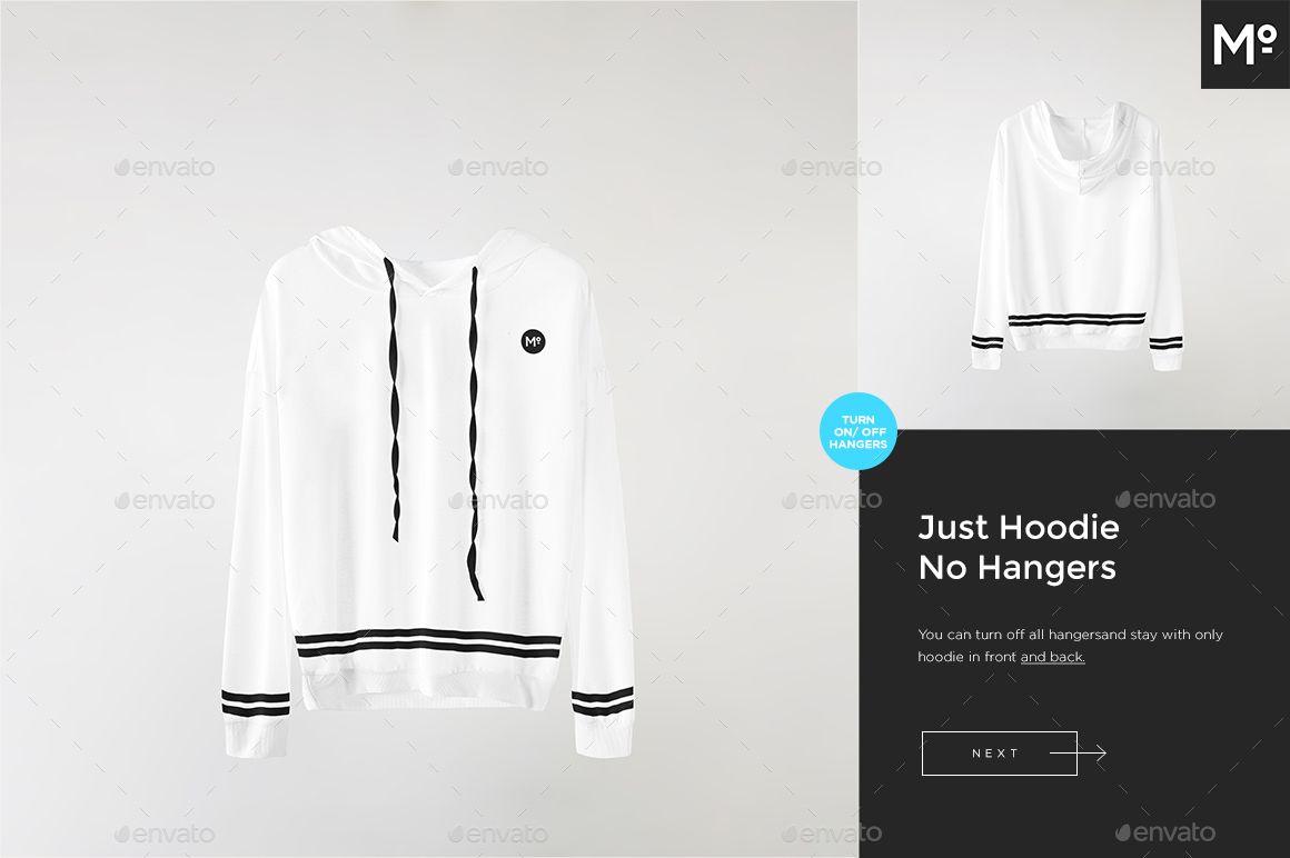 Download Hoodie Hangers Mock Ups Set Wellness Design Hanger Mockup