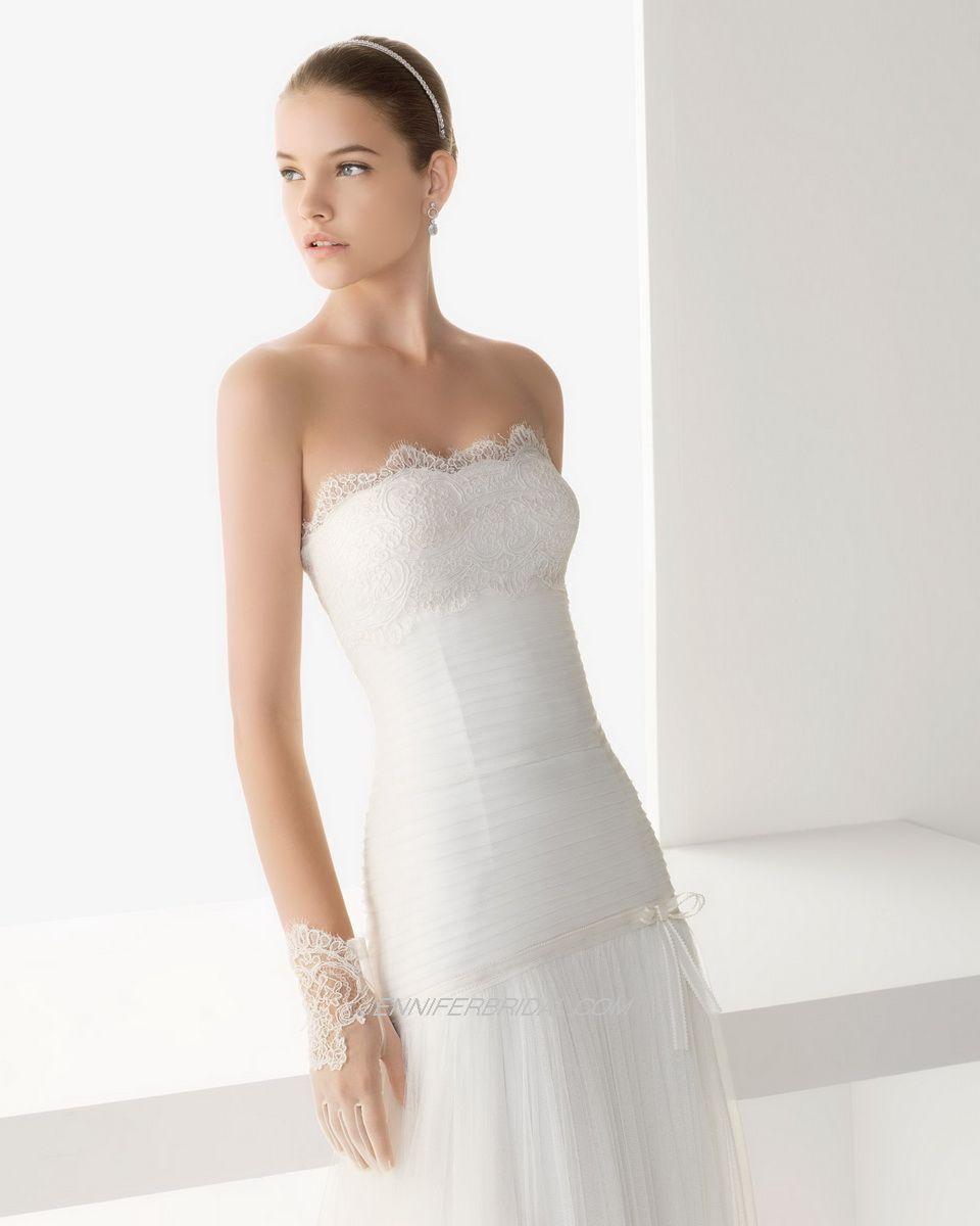 Rosa clara bridal gown style bailen wedding love pinterest