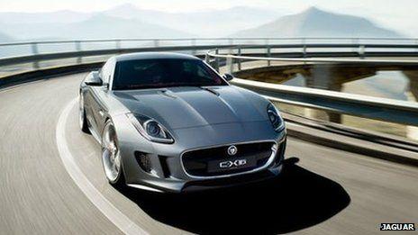 Jaguar To Build New F Type Sports Car In Birmingham