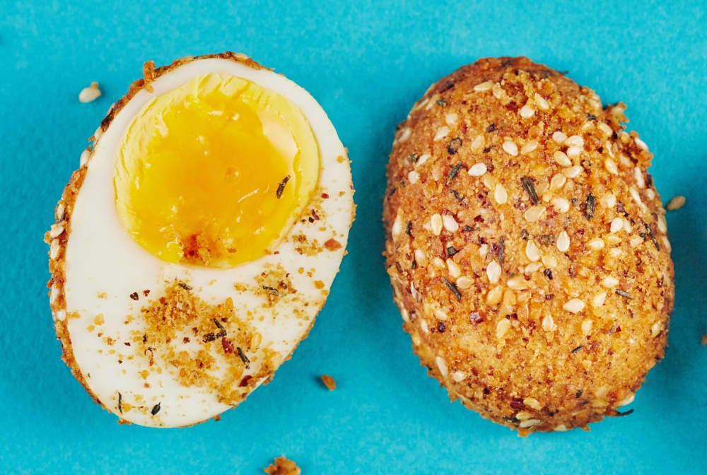 The Best Way to Spice Up a Hard-Boiled Egg