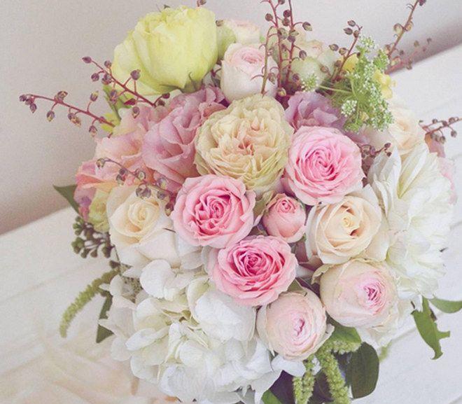 Brautstrauss Trends Das Sind Die Schonsten Brautstrausse 2016 Pinterest