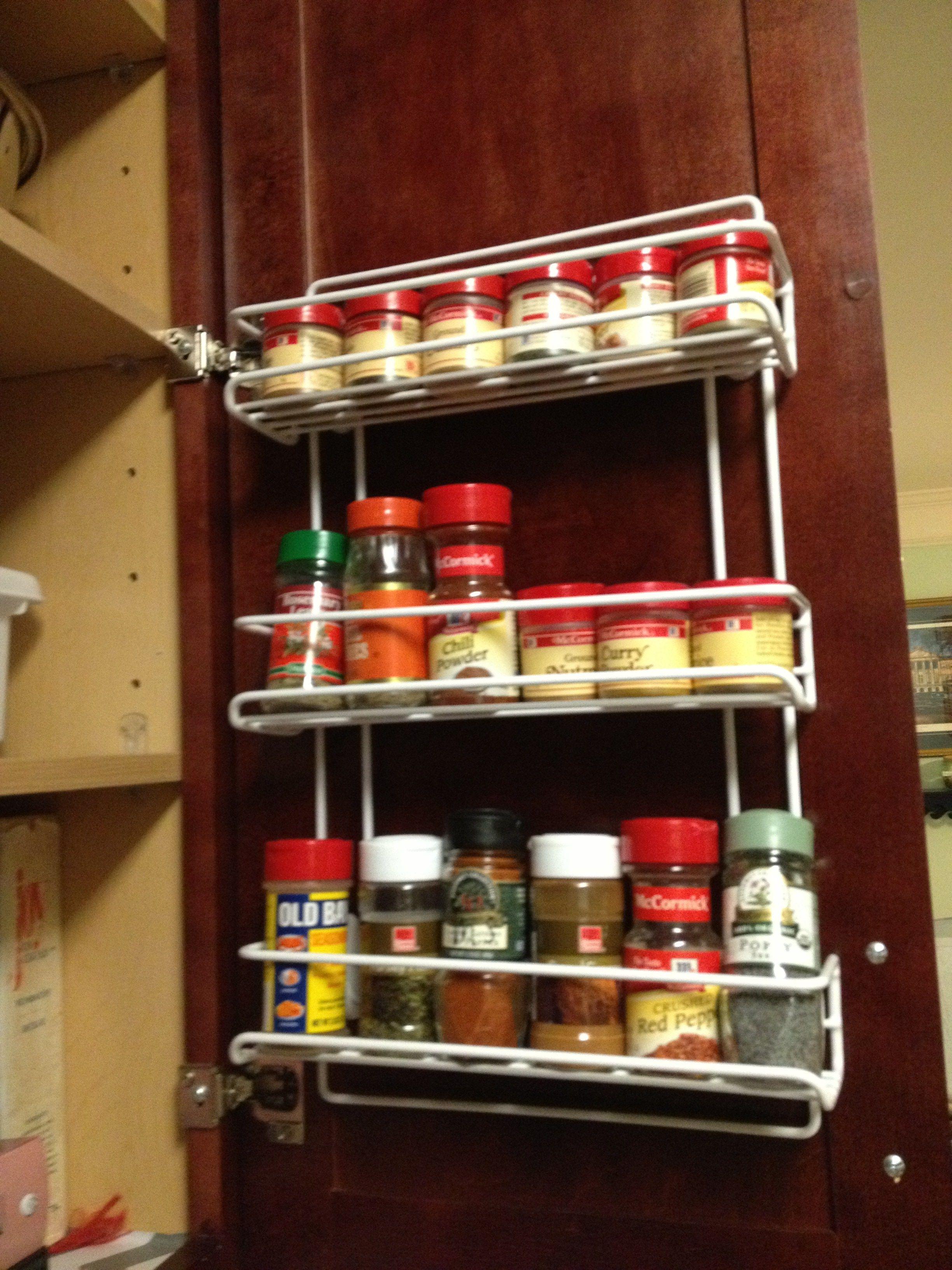 Kitchen Cabinet Spice Organizers cabinets spice racks kitchen cabinets slide spice racks spice rack
