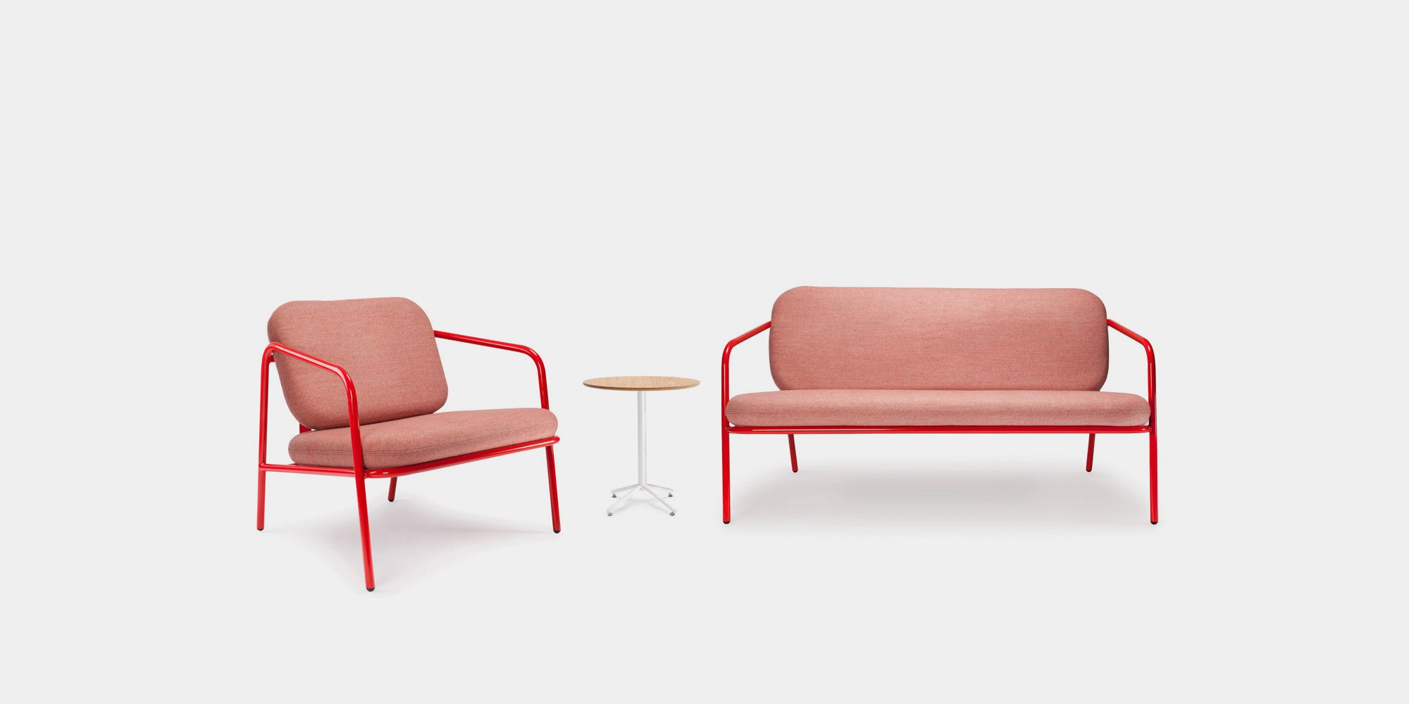 Working Girl Lounge Chair and Sofa Designed by David Irwin for Deadgood The Working Girlu0026rsquo;s aesthetic combines simple utilitarian styling with a robust ...  sc 1 th 159 & Working_Girl_Lounge05B.jpg | furniture | Pinterest | Commercial ...