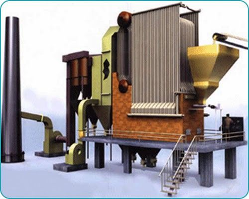 High Pressure Boilers(Powertherm)
