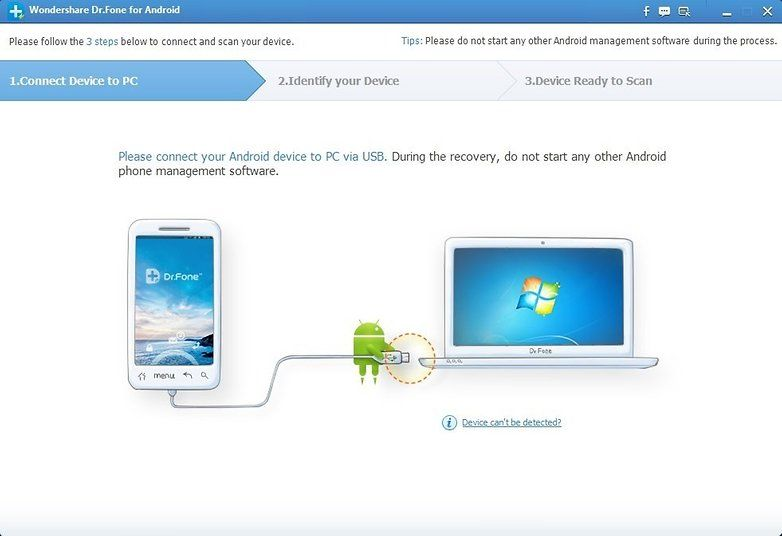 How to recover deleted photos from android data recovery