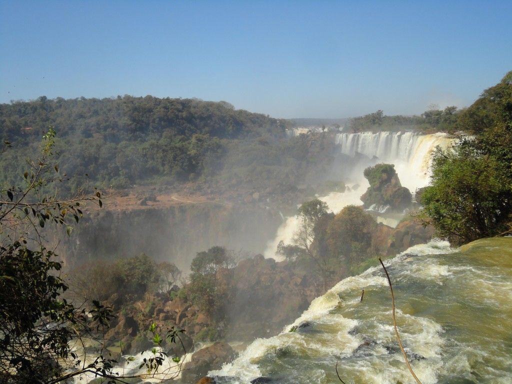 Le cascate di Iguazù: una delle sette meraviglie naturali del pianeta