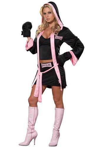 Boxer Costumes For Adults u0026 Kids - HalloweenCostumes.com  sc 1 st  Pinterest & Boxer Girl Costume | halloween ideas. | Pinterest | Costumes ...