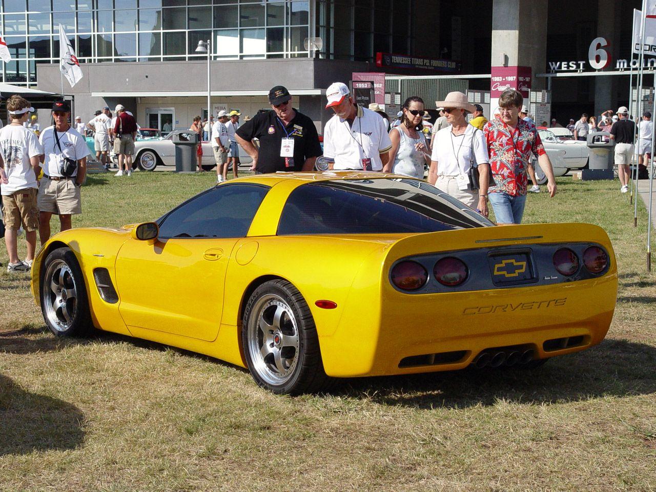 Corvette C5 Tiger Shark Concept Corvette Corvette America Corvette C5