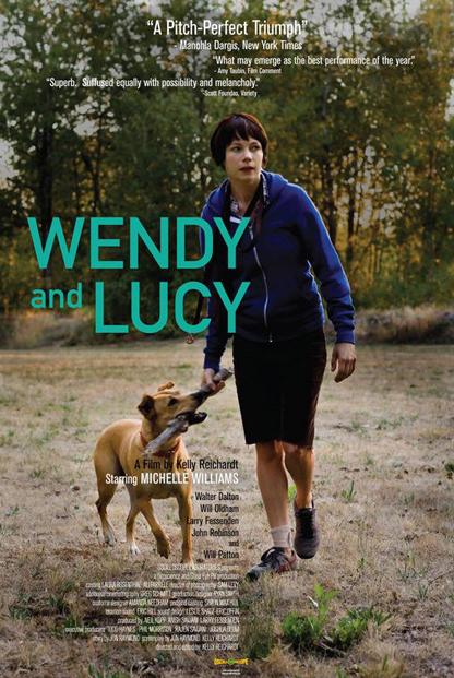 Wendy and Lucy di Kelly Reichardt.  Una storia quasi archetipica, scaturita direttamente dal cuore più profondo della cultura a stelle e strisce. GUARDA su http://www.mymovies.it/film/2008/wendyandlucy/live/