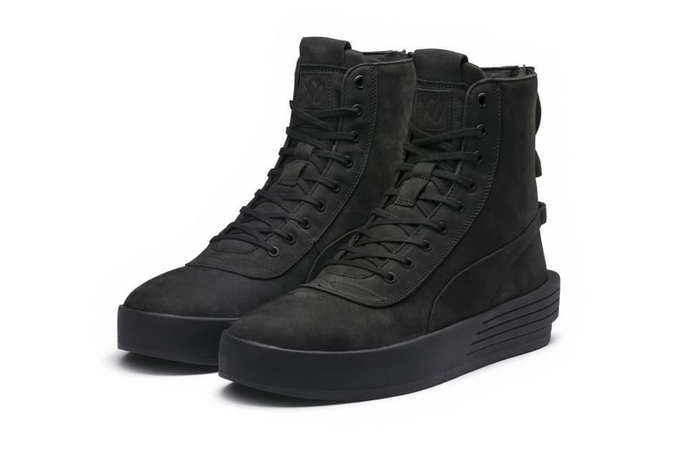 Parallel Weekndamp; Introduce Puma The Black Xo In Triple