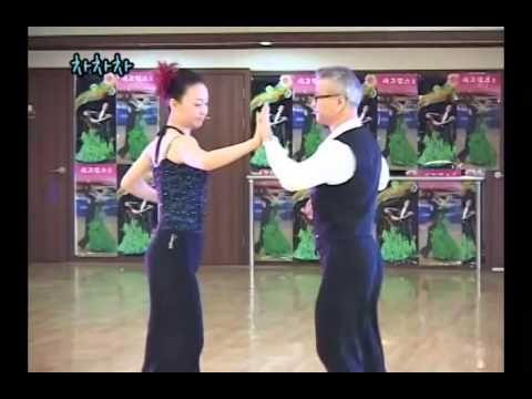 콜라텍사교댄스2집 DVD