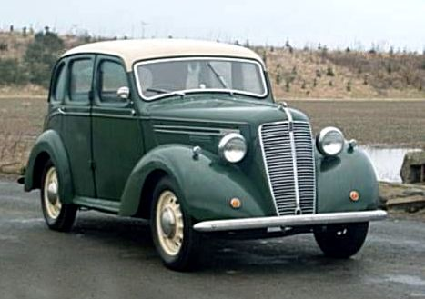 Morris Ten Late 1940s With Images Classic Cars Vintage