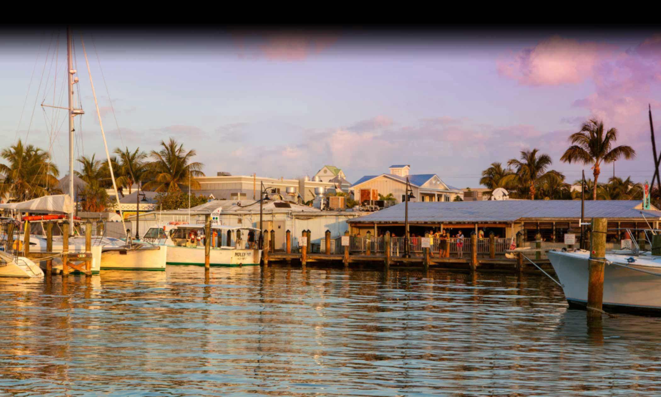 Key West Seafood Restaurants Fresh At Half Shell Raw Bar