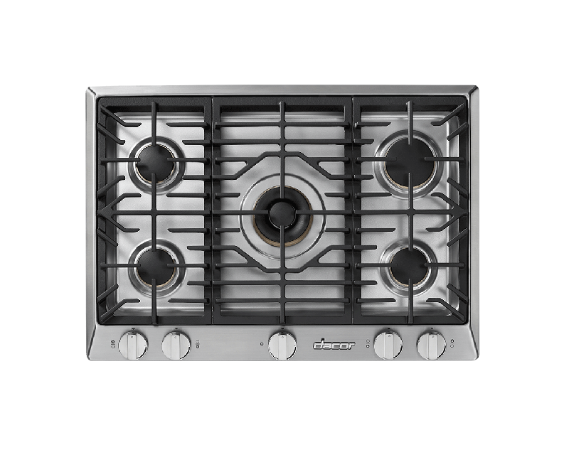 Chicago Dacor Kitchen Showrooms Dacor Gas cooktop