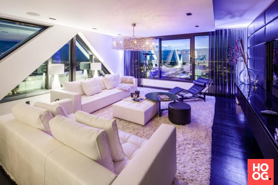 moderne woonkamer met luxe meubels urban luxury roelfien vos