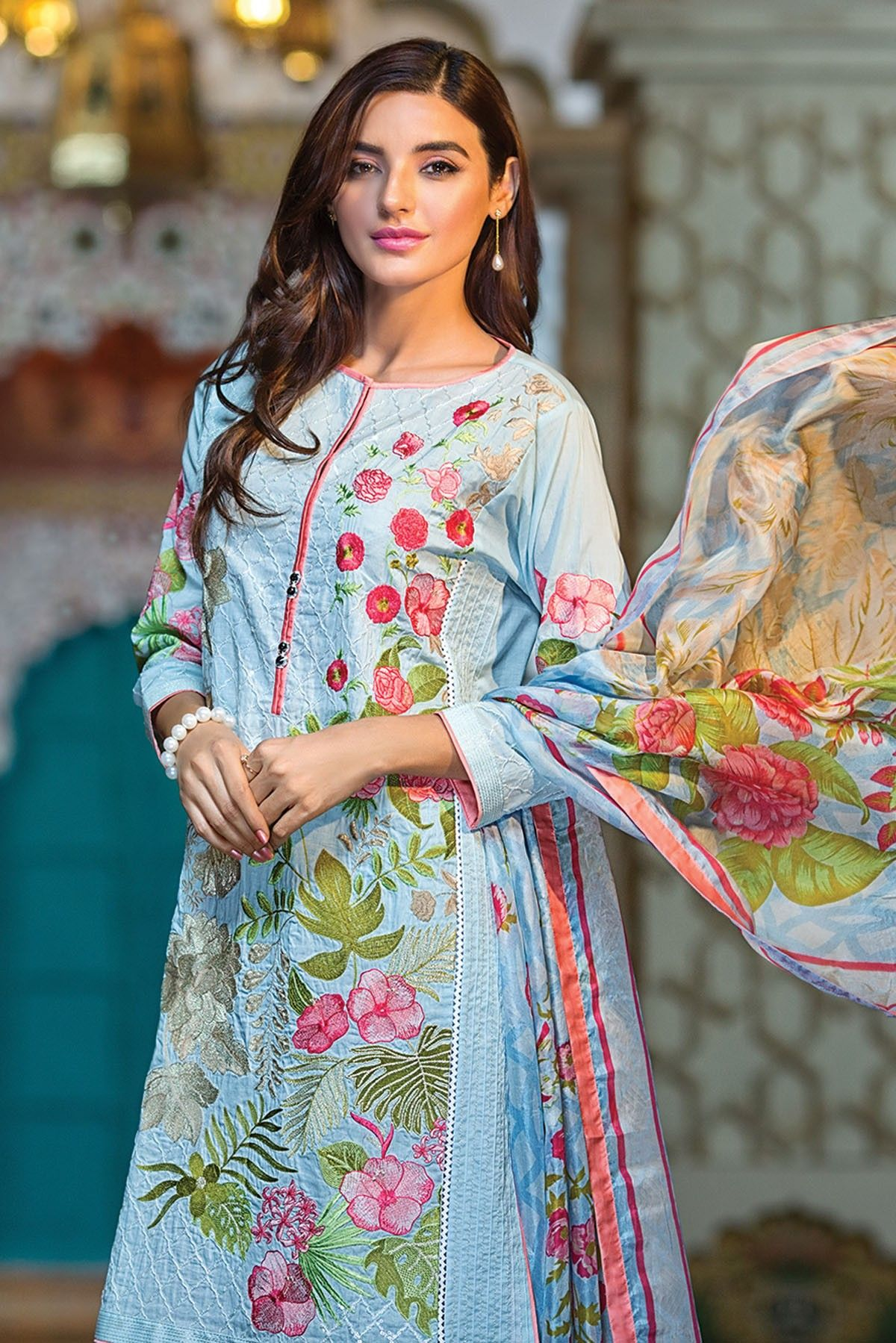Warda spring summer collection 2016 vol 1 with prices beststylo com - Latest Designs Of Pakistani Dresses For Eid 2016 2017 Beststylo Com