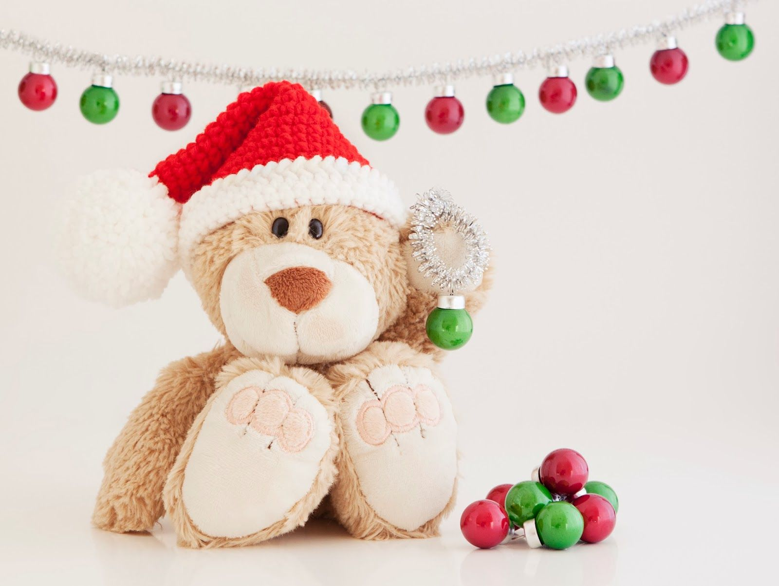 Gorro Papá Noel para tu Amigurumi - Tutorial en Español | Crochet ...
