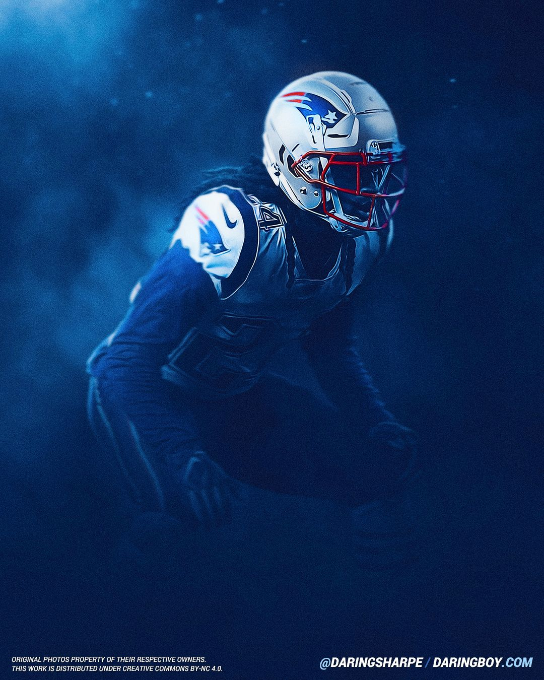 Stephon Gilmore New England Patriots In 2020 New England Patriots Wallpaper New England Patriots Nfl New England Patriots