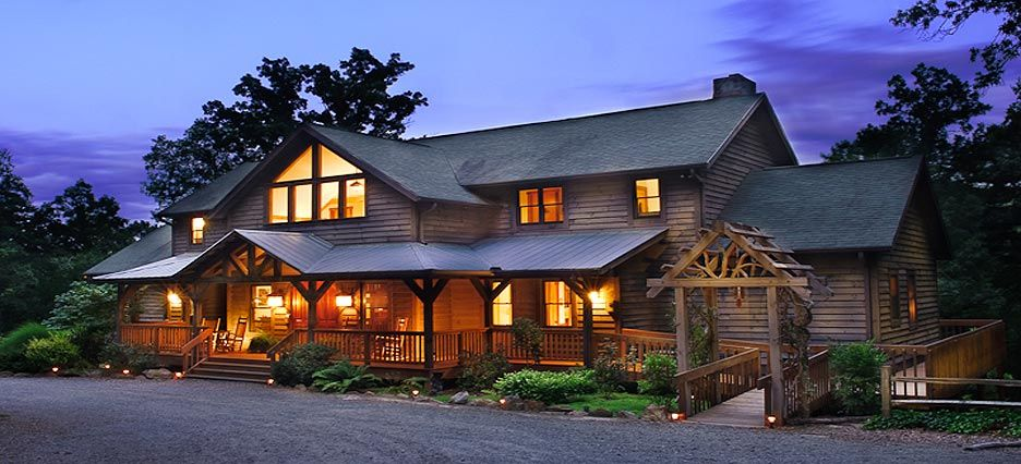 Asheville Bed And Breakfast B Bent Creek Lodge Blue Ridge Parkway Lodging