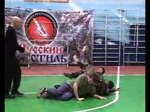 Vadim Starov No Contact Combat Multiple Opponent Knife at - YouTube