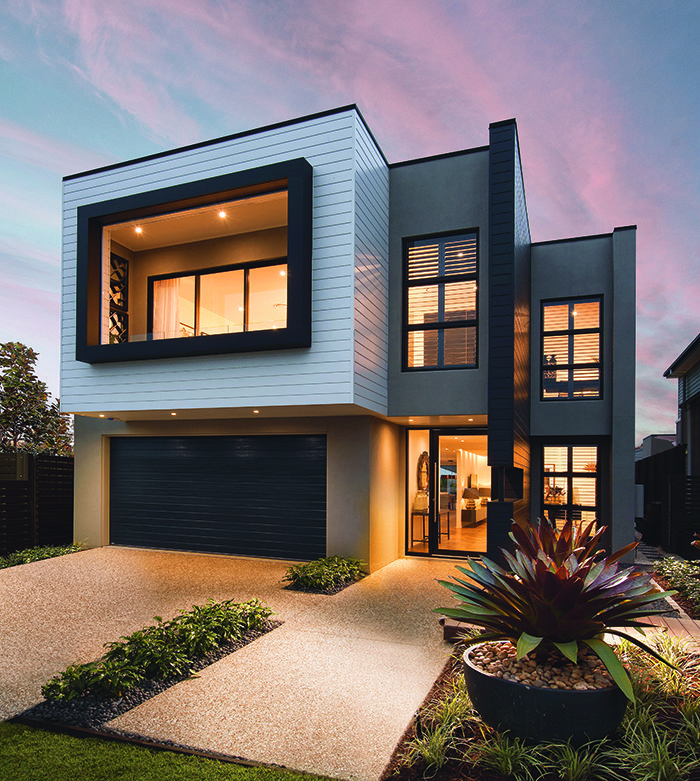 Primo Facade Stylemaster: The Icona By Stylemaster Homes
