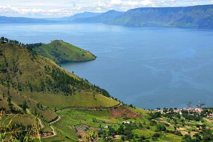Cuando se trata de escenarios hermosos, ningún país es rival de Indonesia