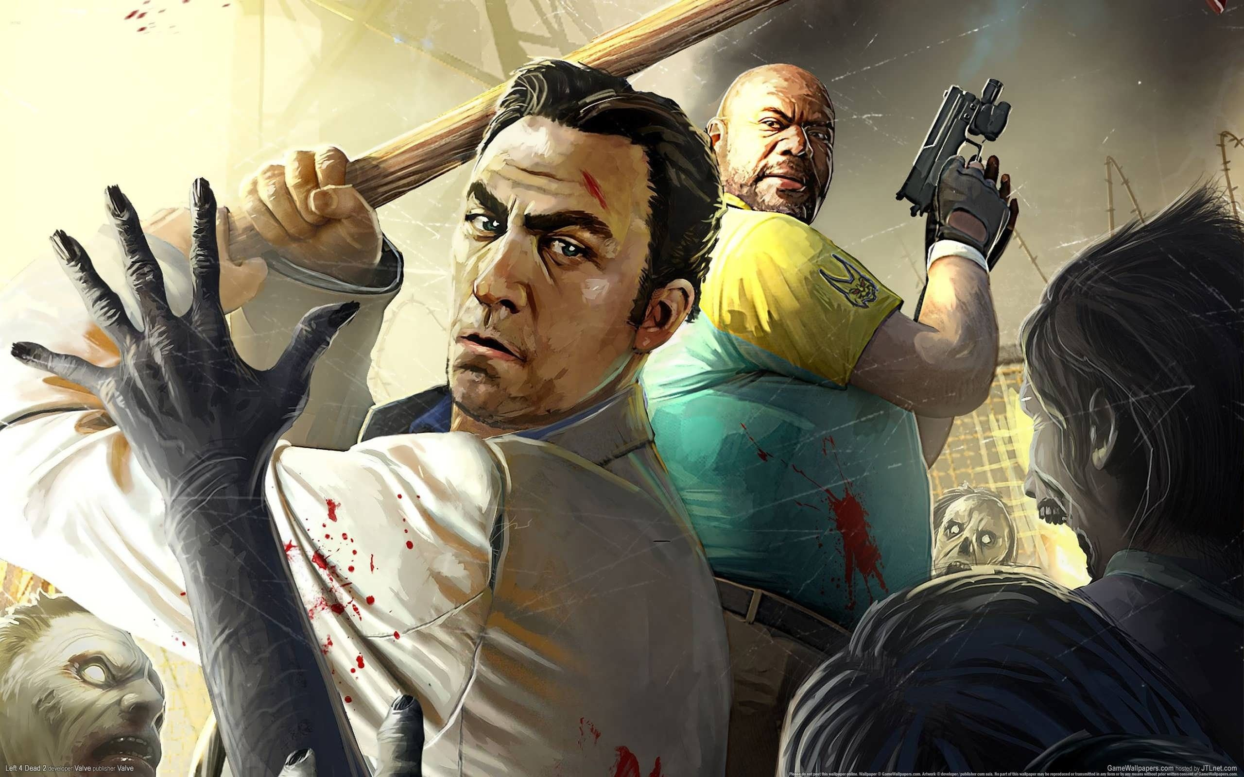 Wallpapers For Desktop Left 4 Dead 2 Image By Anastasia Thomas