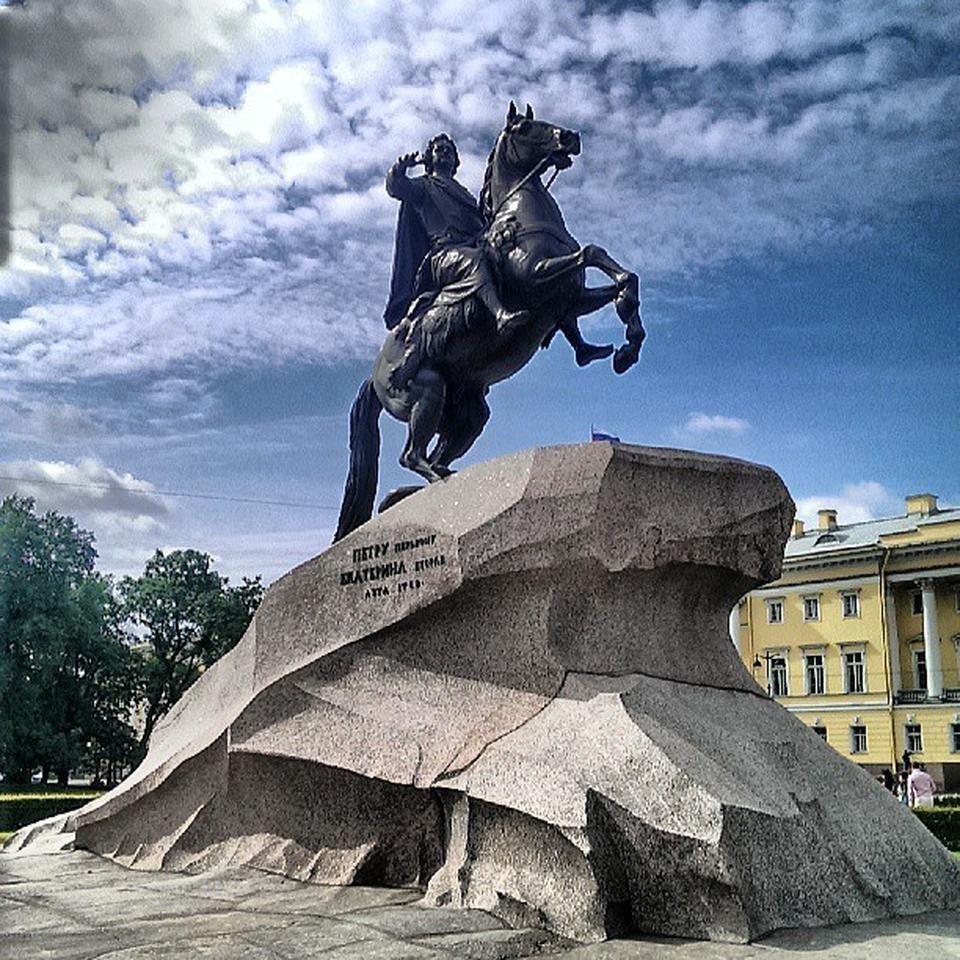 памятники санкт петербурга фотографии истории