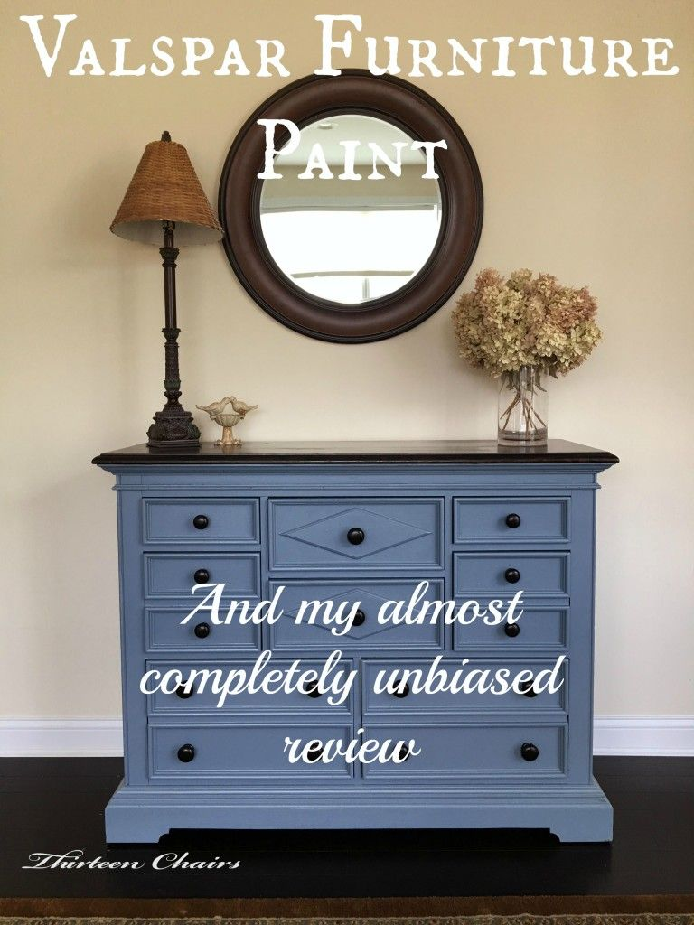 Painting With Valspar Furniture Paint Upcycle Projects Painted