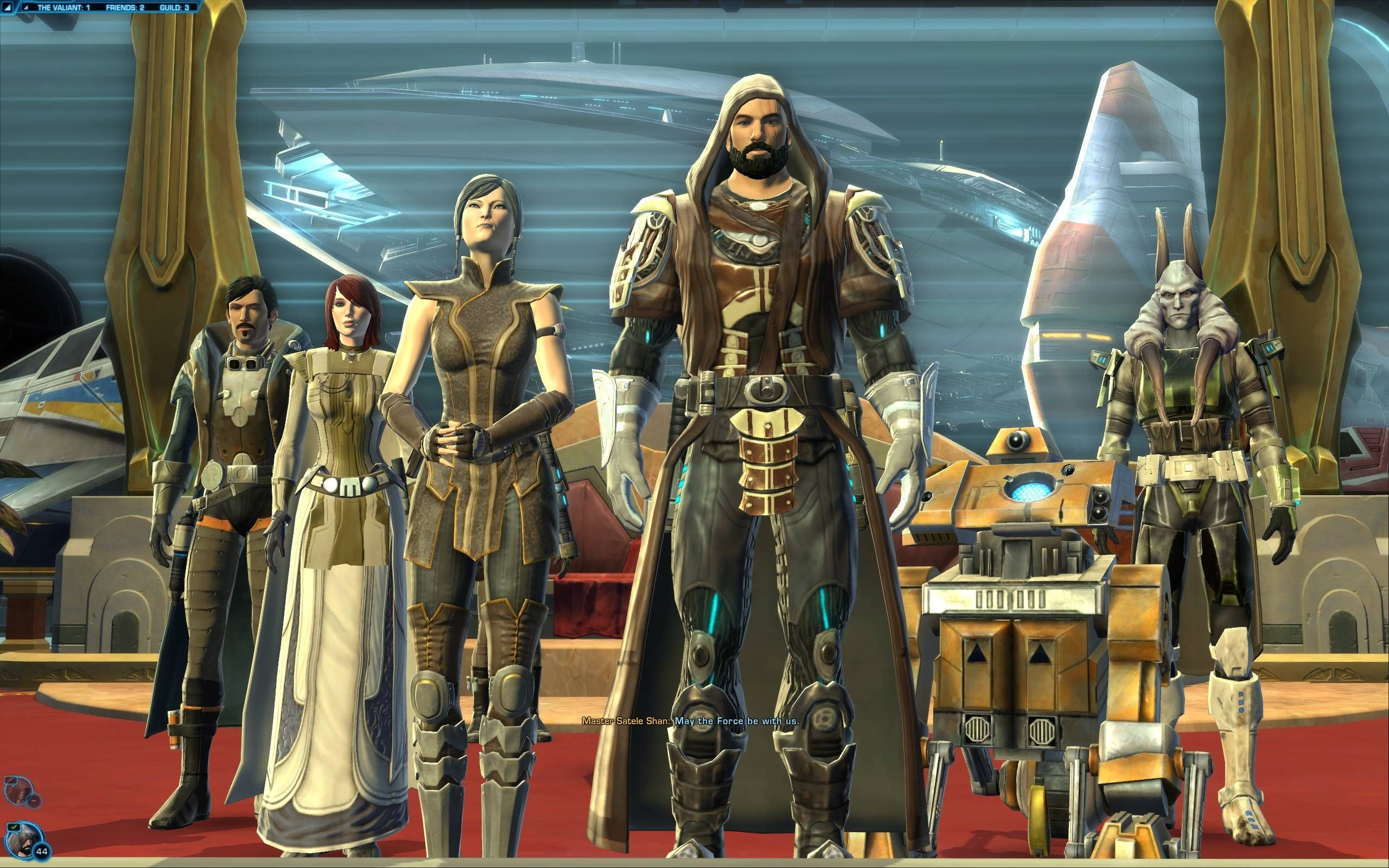 SWTOR Jedi Knight Guardian Leveling Build 2 0 | SWTOR Guides