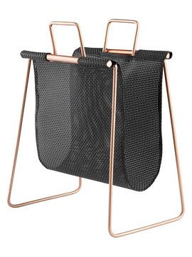 Handle It Magazine Rack from Spring Office Furniture Refresh on Gilt