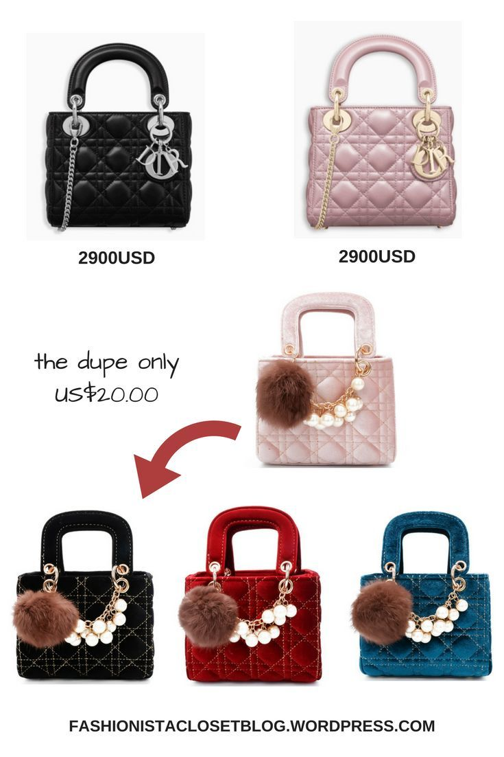 b2958507ea Get Lady Dior Mini Bag Dupe for 20   Style  fashion  wordpress ...