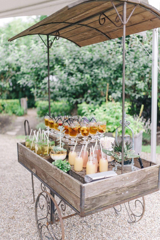 Secret Garden Kent Pastel Themed Tea Party Wedding Victoria Jane ...