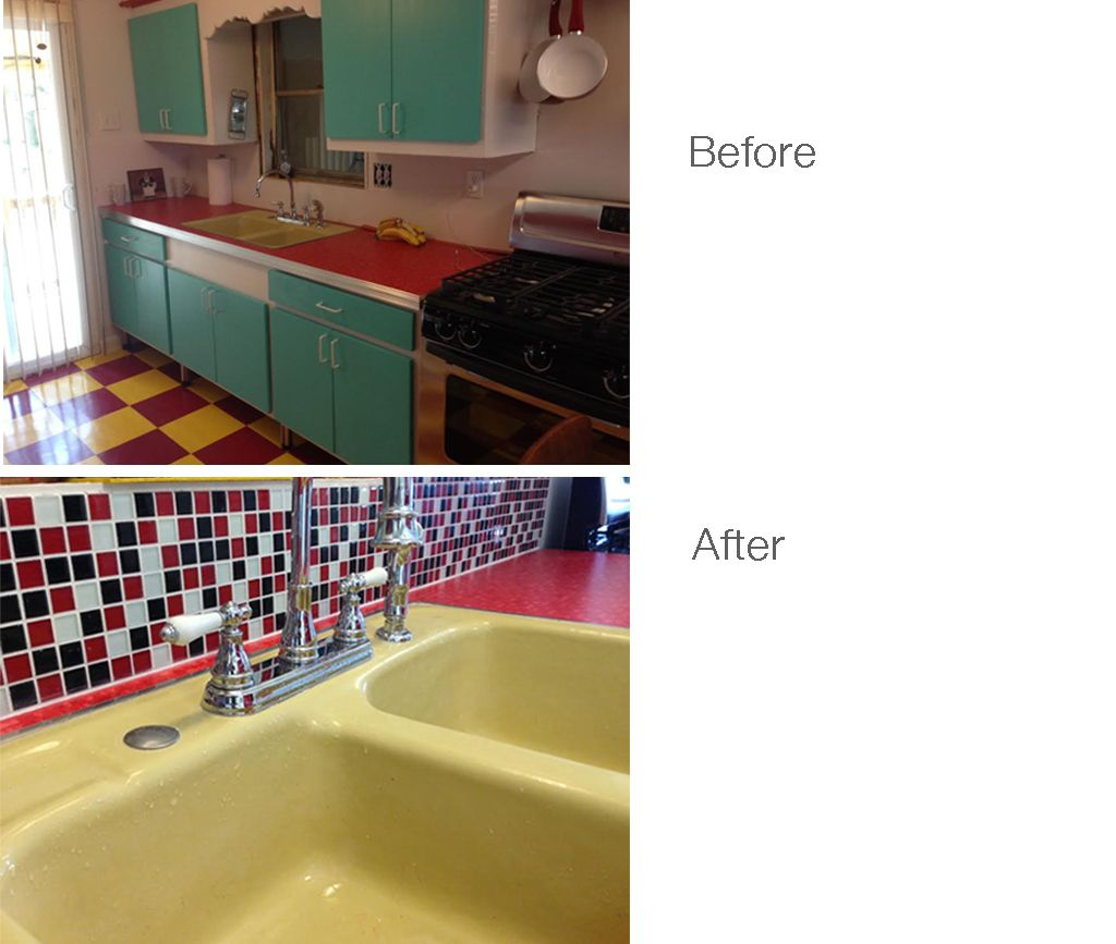 Kitchen backsplash ideas on pinterest glass tiles for 50 kitchen backsplash ideas