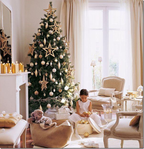 Case e interni natale idee per decorare l 39 albero 8 it for Ornamenti casa