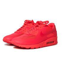 Nike Air Max 90 Hyperfuse Prima Solar Rojo Uk oficial de liquidación descuentos de venta Manchester precio barato venta barata extremadamente 37OVpS