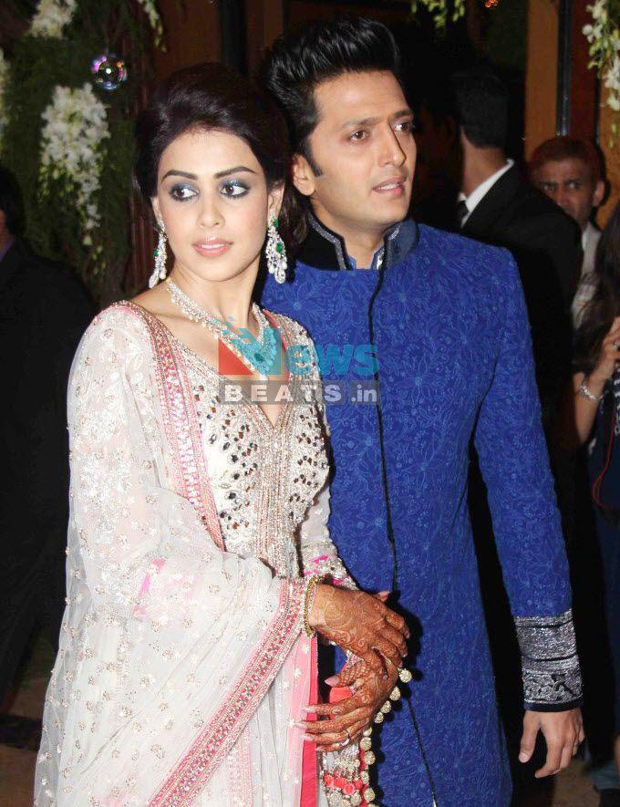 Love Story of Ritesh Deshmukh and Genelia D Souza