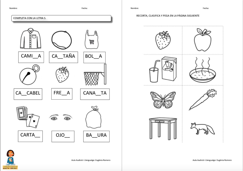 fonemas1.png (1500×1053) | Dislalias | Pinterest | Lenguaje ...